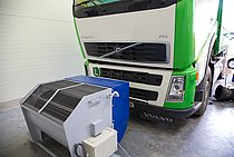 Truck-Dyno for chip-tuning