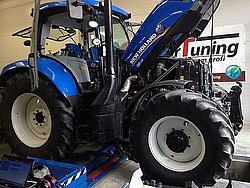 New Holland Adblue Problem