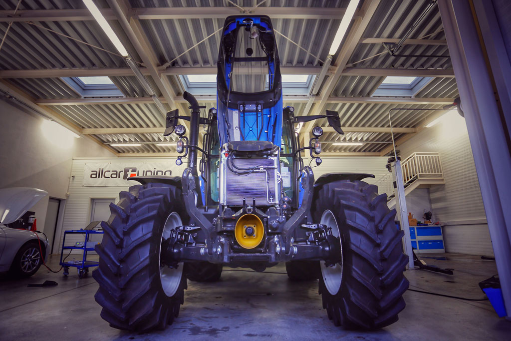 Chiptuning New Holland