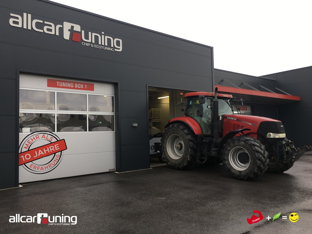 CASE IH PUMA 180 Optimiert<