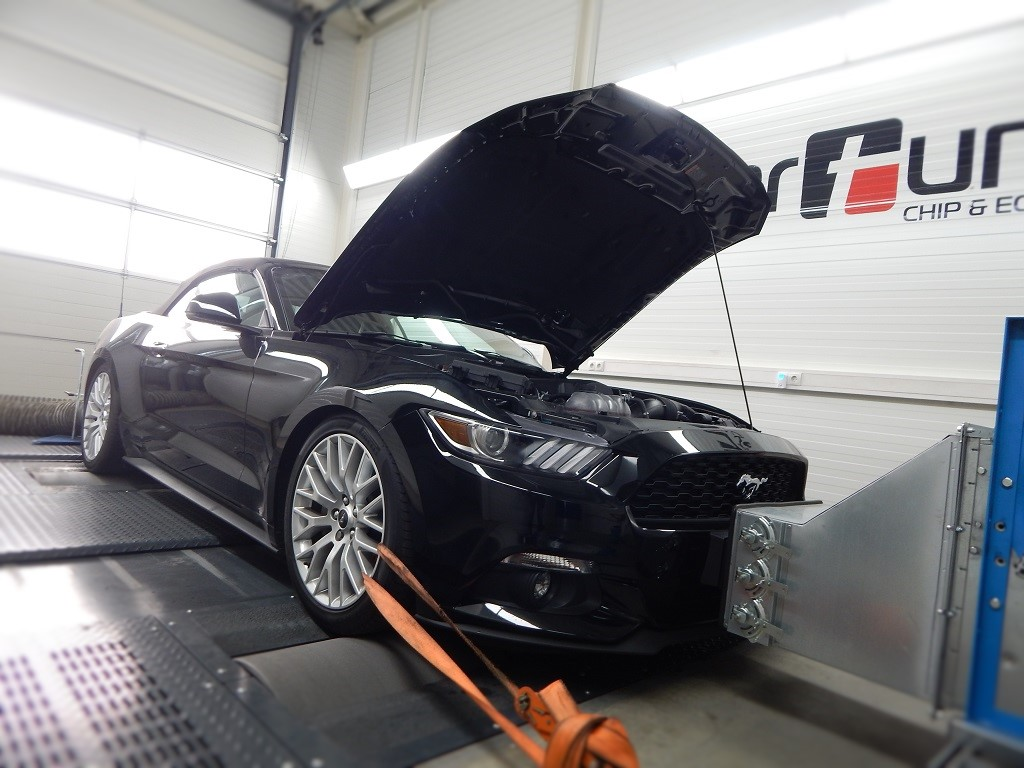 Tuning für Ford Mustang 2.3 EcoBoost 314PS<